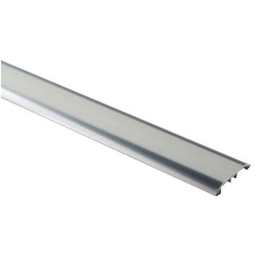 Profil progowy aluminiowy 4 w 1 GoodHome 37 x 2700 mm srebrny, KD3704