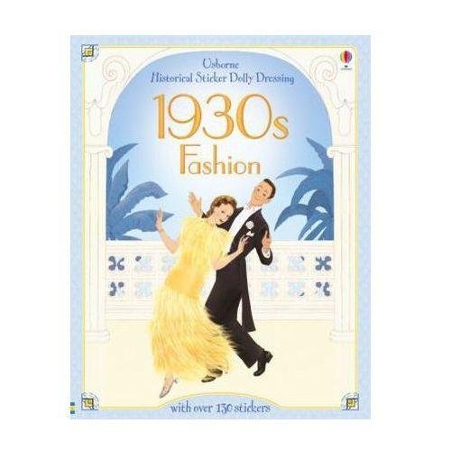Historical Sticker Dolly Dressing 1930s Fashion, Maskell, Hazel