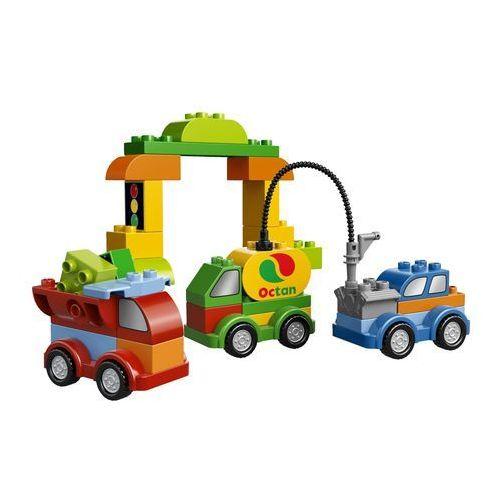 Lego Duplo KREATYWNE AUTA 10552, zestaw z el. z zakresu 40szt.