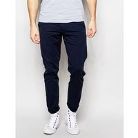 chinos in skinny fit - blue marki Selected homme