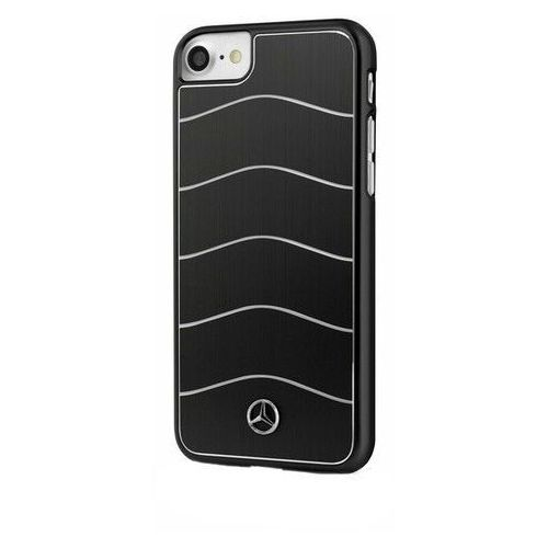 Mercedes Etui hard do iPhone 7 czarne (MEHCP7CUSALBK) Darmowy odbiór w 20 miastach! (3700740394021)