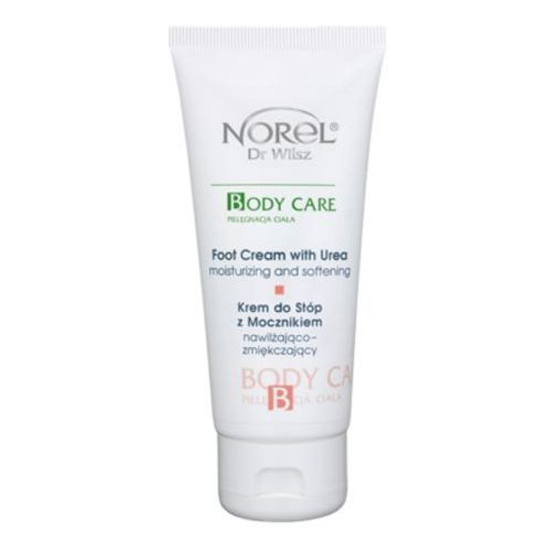 body care foot cream with urea krem do stóp z mocznikiem (dk393) marki Norel (dr wilsz)
