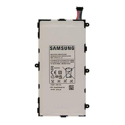 gt-p3200 galaxy tab iii 7.0 / t4000e 4000mah 14.8wh li-ion 3.7v (oryginalny) marki Samsung