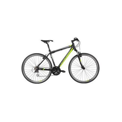 Kross Rowery trekkingowe Evado 2.0 Czarny/Zielony XL (2017)