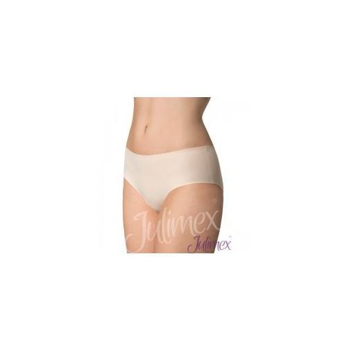 Julimex Figi simple panty białe