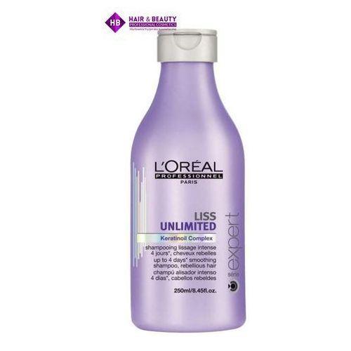 L'oreal Loreal expert liss unlimited szampon wygładzający 250 ml - blisko 700 punktów odbioru w całej polsce! szybka dostawa! atrakcyjne raty! dostawa w 2h - warszawa poznań (3474630535053)