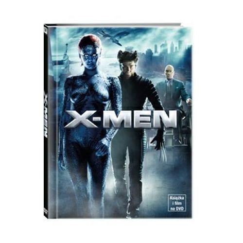 X-MEN (DVD) - Bryan Singer DARMOWA DOSTAWA KIOSK RUCHU (5903570154454)