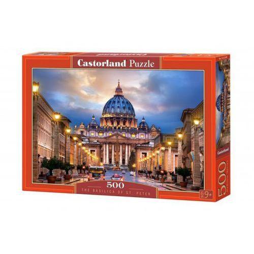 Castor 500 elementów bazylika św. piotra - darmowa dostawa od 199 zł!!! (5904438052349)