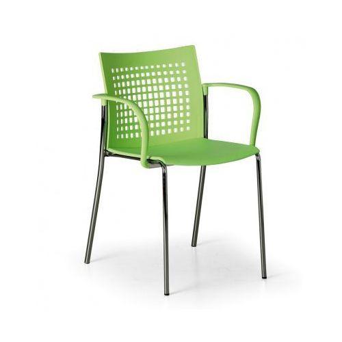 Krzesło kuchenne Coffee Break, zielone