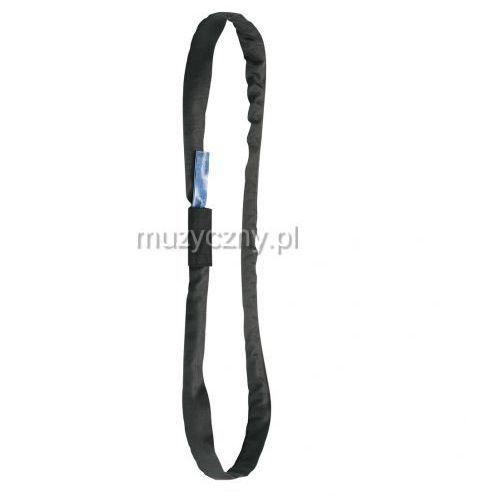 round-sling 3m, 1to, black - zawiesie - obciążalność do 1 tony, marki Duratruss