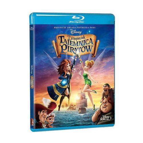 Dzwoneczek i tajemnica piratów (BD), towar z kategorii: Filmy familijne