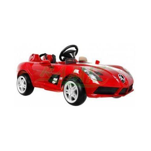 Pojazd auto akumulator Mercedes SLR LAKIEROWANY DMD158 EXL, DMD158 EXL
