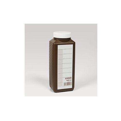 butelka na chemię - brązowa 1l marki Kaiser