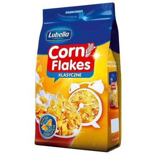 Płatki kukurydziane klasyczne corn flakes 250 g marki Lubella