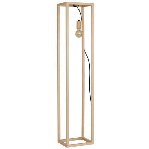 Luminex Lampa podłogowa legno 1xe27/60w/230v (5907565984262)