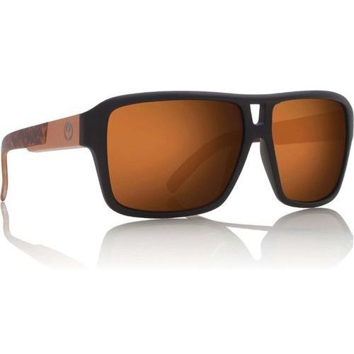 okulary słoneczne DRAGON - The Jam 3 Polished Walnut Brown (851) rozmiar: OS, kolor brązowy