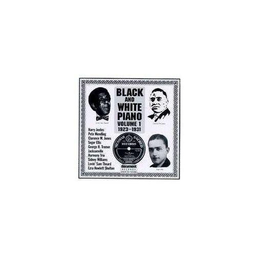 Black & White Piano Vol. 1 (0714298559620)