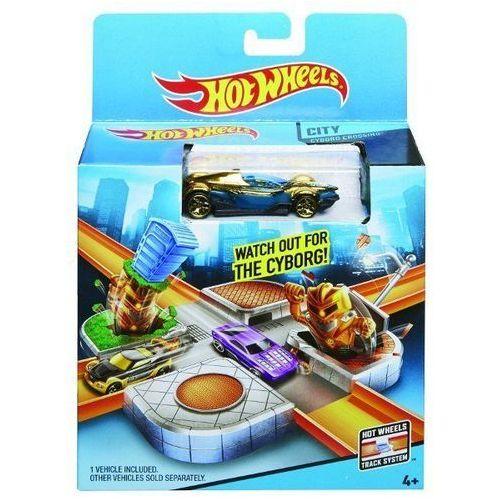 Małe zestawy do zabawy marki Hot wheels