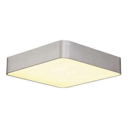 Spotline Plafon lampa sufitowa medo 60 square 4x24w g5 srebrnoszary 133824