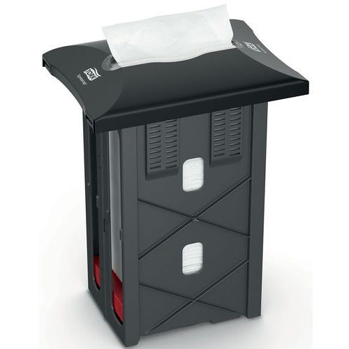 Pojemnik na serwetki Tork Xpressnap 675 szt. plastik czarny