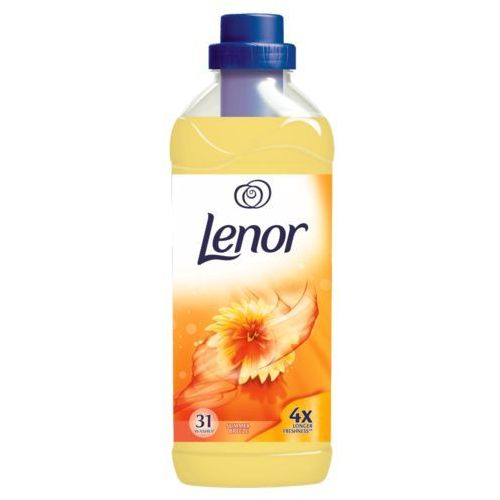 Procter & gamble Płyn do płukania tkanin lenor summer breeze 930 ml (31 prań) (8001090206893)