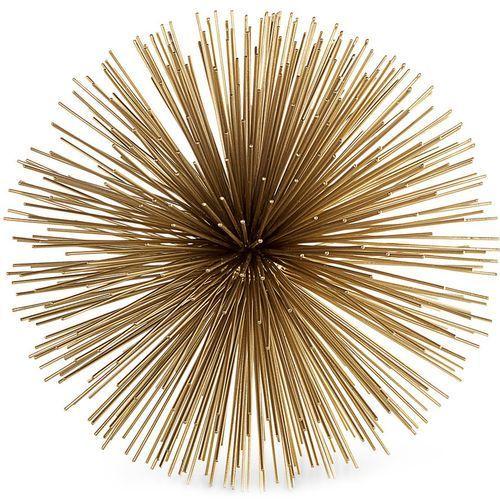 Philippi Gwiazda dekoracyjna złota riccio mała (p265001) (4037846161967)