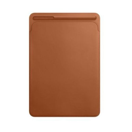 Etui APPLE Leather Sleeve do Apple iPad Pro 10,5 cala Pro Naturalny Brąz MPU12ZM/A, kolor brązowy