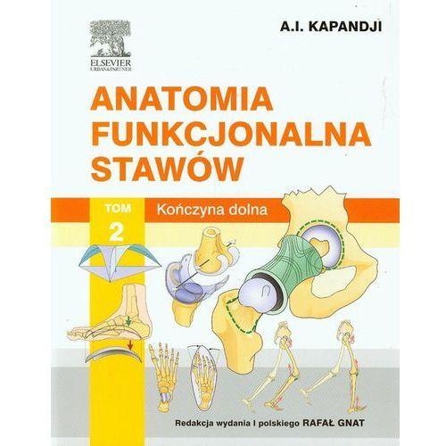 Anatomia funkcjonalna stawów. Tom 2. Kończyna dolna (9788376098951)