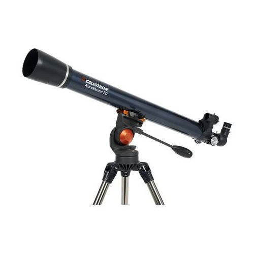 Teleskop astromaster 70az + darmowy transport! marki Celestron