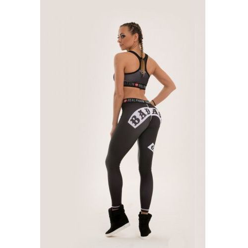 Leginsy sportowe rebel Woman