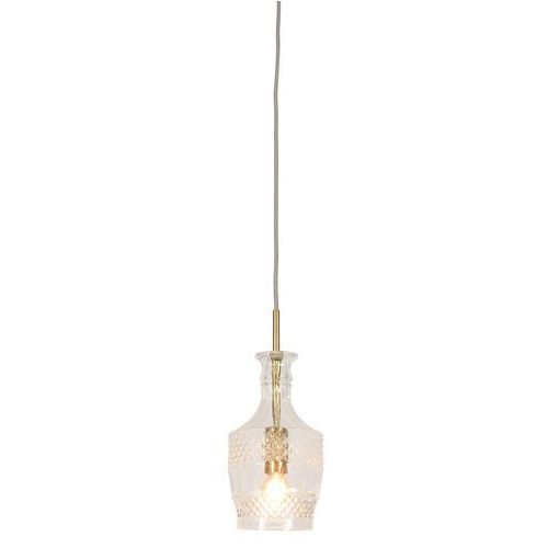 It's about romi lampa wisząca brussels/hs/c transparentno-złota, prosta brussels/hs/c (8716248079747)