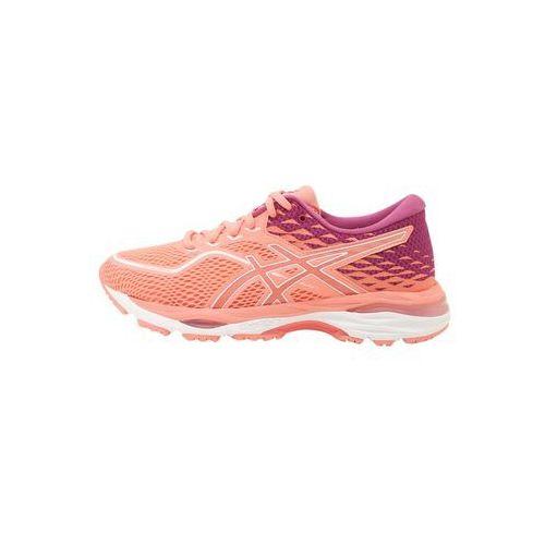 ASICS GELCUMULUS 19 Obuwie do biegania treningowe begonia pink/bato, kolor różowy