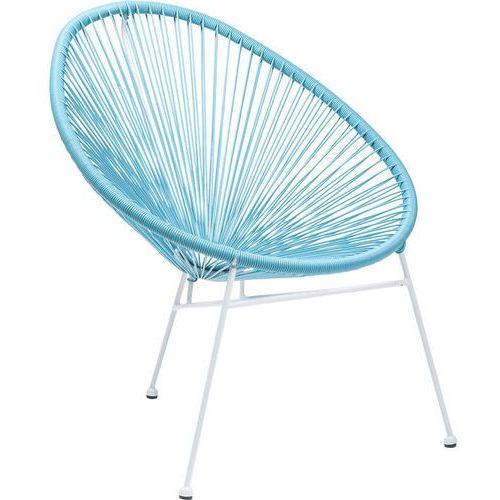 KARE Design:: Krzesło Spaghetti niebieskie