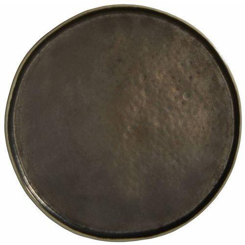 Fine dine Talerz prezentacyjny carbon   śr. 270 lub 310 mm