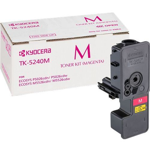 toner magenta tk-5240m, tk5240m, 1t02r7bnl0 wyprodukowany przez Kyocera