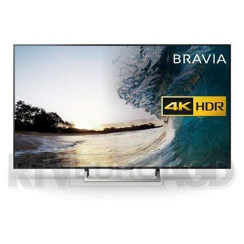 TV LED Sony KDL-55XE8599 Darmowy transport od 99 zł | Ponad 200 sklepów stacjonarnych | Okazje dnia!