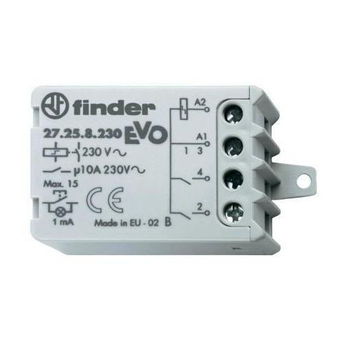Przekaźnik impulsowy 2no 10a 230v ac 27.26.8.230.0000 marki Finder