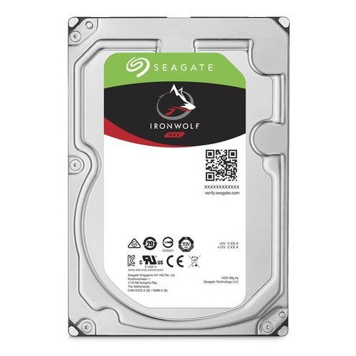 Seagate ironwolf 6000gb serial ata iii dysk twardy (8719706003674)