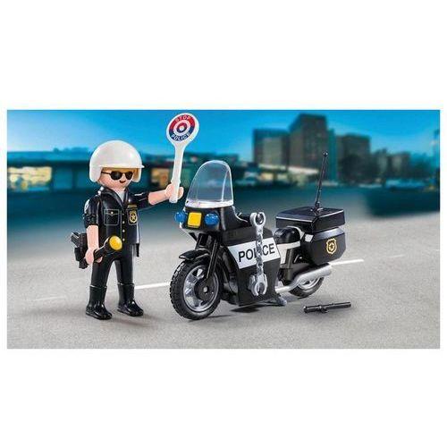 Playmobil WALIZKA Walizka - policja 5648