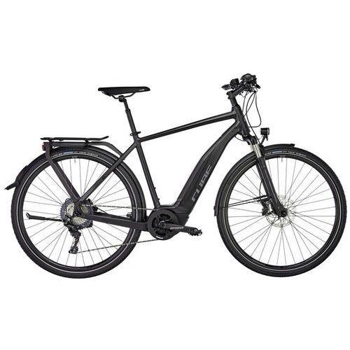 """Cube Touring Hybrid EXC 500 Rower elektryczny trekkingowy czarny 54cm (28"""") 2018 Rowery elektryczne"""