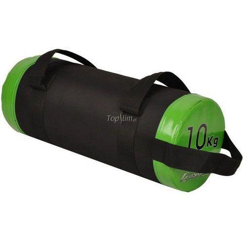 Torba do ćwiczeń z uchwytami 10kg FitBag Insportline - 10 kg