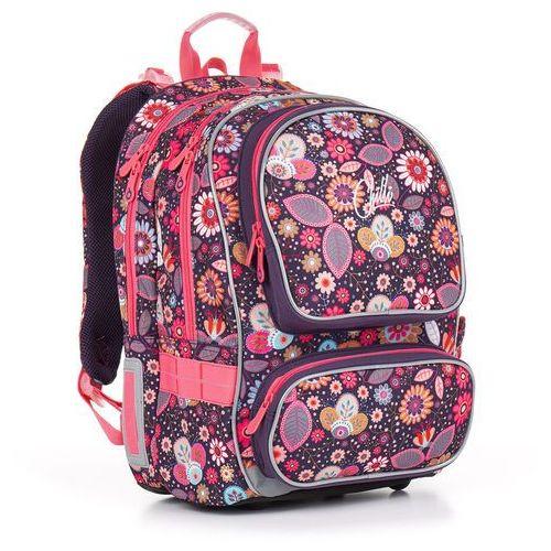 Plecak szkolny Topgal CHI 844 I - Violet, kolor fioletowy