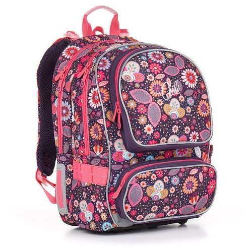 Topgal Plecak szkolny  chi 844 i - violet, kategoria: tornistry i plecaki