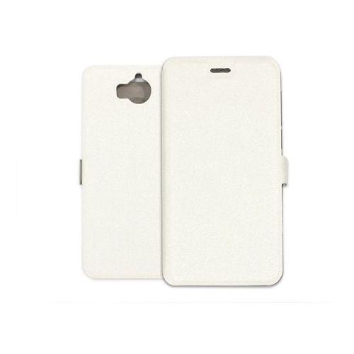 Huawei y6 (2017) - etui na telefon wallet book - biały marki Etuo wallet book