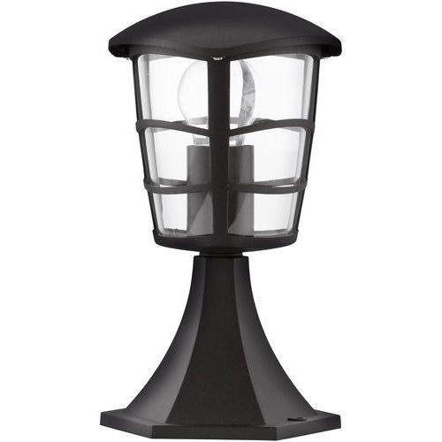 Lampa stojąca Eglo Aloria 93099 60W E27 czarna IP44 30cm