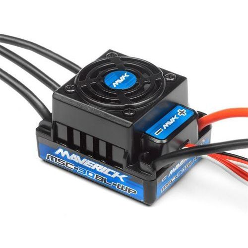 Msc-30bl-wp brushless speed controller (t-plug) marki Mv