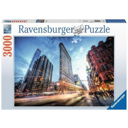 Puzzle 3000 New York Flat Iron Bulding (4005556170753)