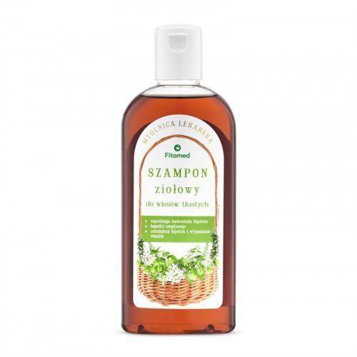 Szampon ziołowy (tradycyjny) do włosów tłustych 250ml FITOMED