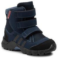 Buty adidas - Cw Holtanna Snow Cf I EF2960 Cblack/Conavy/Tecink