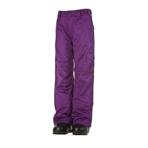 Nitro Nowe młodzieżowe spodnie boys decline pant purple r.l